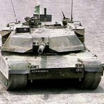 M1A1 Abrams main battle tank. Click to enlarge