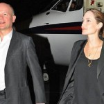 Angelina Jolie and William Hague. Click to enlarge