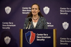 Flournoy and her husband are anti-Iranian, anti-Russian hard-liners. Click to enlarge