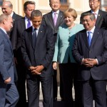 Participants in the last G20 meeting. Click to enlarge