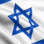 Israeli flag. Click to enlarge