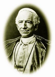 Leo XIII (Pope from 1878 to 1903)