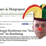 To Laugh or Cry -- Max Blumenthal in Berlin