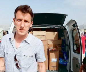 Peter Kassig, the latest Western hostage allegedly beheaded by militants. Click to enlarge