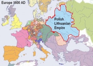 Dreams of restoring Poland's long gone Empire danced in 'Emperor' Smigly's mind. Click to enlarge