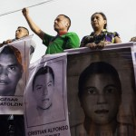 Families demand to know fate of 43 teacher college students. Their disappearance caused a national crisis in Mexico. Click to enlarge