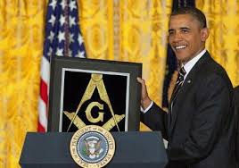 Obama and most of our political elite are thought to be Masons.