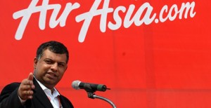 Tony Fernandes, AirAsia CEO. Click to enlarge