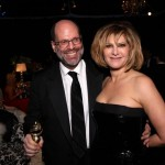 Amy Pascal and producer Scott Rudin. Click to enlarge