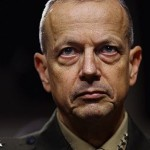 Former commander of NATO forces in Afghanistan, General John R. Allen. Click to enlarge
