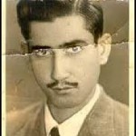 A young Naeim Giladi. Click to enlarge
