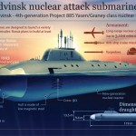Robots' drones to boost Russian 5th gen nuclear subs' arsenal