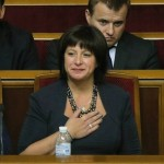 Ukraine's newly appointed Finance Minister, Natalie Jaresko, a U.S. citizen who now heads a Kiev based investment fund. Click to enlarge