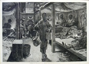 Opium den. Click to enlarge