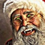 Even Santa(n) conceals something sinister