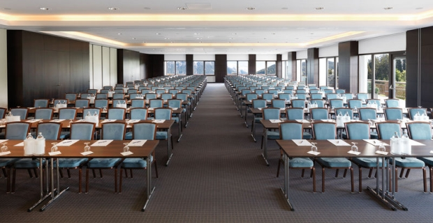 The Interalpen Hotel has a 400-capacity conference centre.