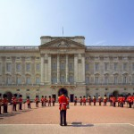 Buckingham Palace. Click to enlarge