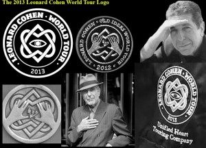 Cohen has always maintained a highly controlled public persona. So why does he make Masonic handsigns and use Illuminati symbols? Click to enlarge