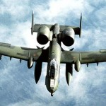 A-10 'Warthog'. Click to enlarge