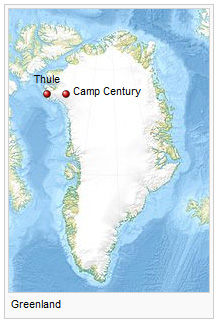 Camp Thule Greenland