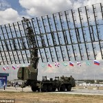 According to the Kremlin-backed news channel RT, Russia began deploying its next-generation 'Nebo-M' anti-missile radar system to counter the threat from NATO ballistic missiles in Eastern Europe. Click to enlarge