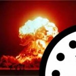 On Jan 22, the Journal of Atomic Scientists moved the Doomsday Clock from 5 to 3 minutes before midnight