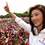 Yingluck Shinawatra. Click to enlarge