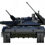 Still from You Tube of the Armata. Click to enlarge