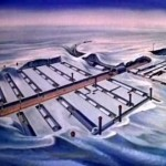"US Army's Top Secret Arctic City Under The Ice ""Camp Century""‏"