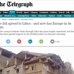 Hailed as a Model for Successful Intervention Libya Proves the Exact Opposite