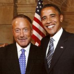 Gay activist Terry Bean raised $500K for Obama's 2012 campaign. Click to enlarge