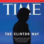 "Hillary Clinton : The Latest Person of Power to Get ""Devil Horns"" on the Cover of Time"