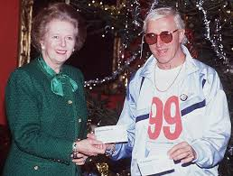 Jimmy Savile was a regular visitor to Prime Minister Thatcher's country retreat at Chequers.