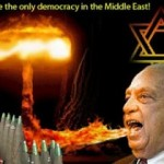 The only Middle East democracy? Click to enlarge