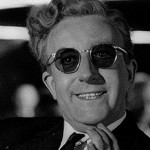 Not Tom Cotton but Peter Sellers doing an imitation of him in Kubrick's Dr Strangelove. Click to enlarge