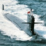 China's Type-093 submarin.