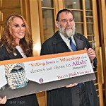 """American Freedom Defense Initiative"" President, Pamela Geller. Click to enlarge"