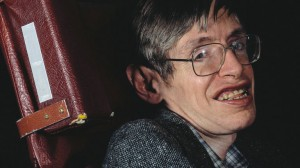 hawking a few years later