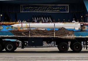 Sayyad-3 missile is part of the new Bavar-373 air and missile defense system Iran has developed, to fulfil the role of the Russian S-300 that has been denied by the Russians since 2010. Click to enlarge