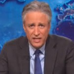 "Jon Stewart Mocks ""Lone Star Lunatics"" Over Jade Helm Concerns"