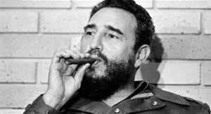 Fidel Castro. Click to enlarge