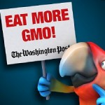 Washington Post editorial board functions as quack science Monsanto operatives...