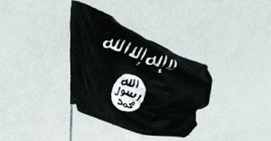 ISIS flag. Click to enlarge