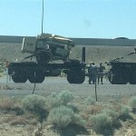 Military Convoy with Microwave Weapons Seen in Preparation for Jade Helm