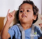 Baby Makes Sign of Satan in Pampers Commercial