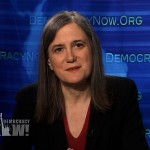 Demcracy Now's Amy Goodman