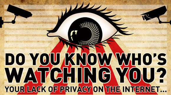 Big Brother spying on you