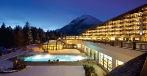 Interalpen-Hotel Tirol, Austria. Venue for Bilderberg 2015. Click to enlarge