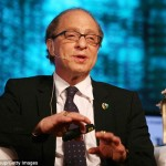 Google's Ray Kurzweil made the claims at the Exponential Finance conference in New York - but also admitted he thought we would have self driving cars by 2009. Click to enlarge