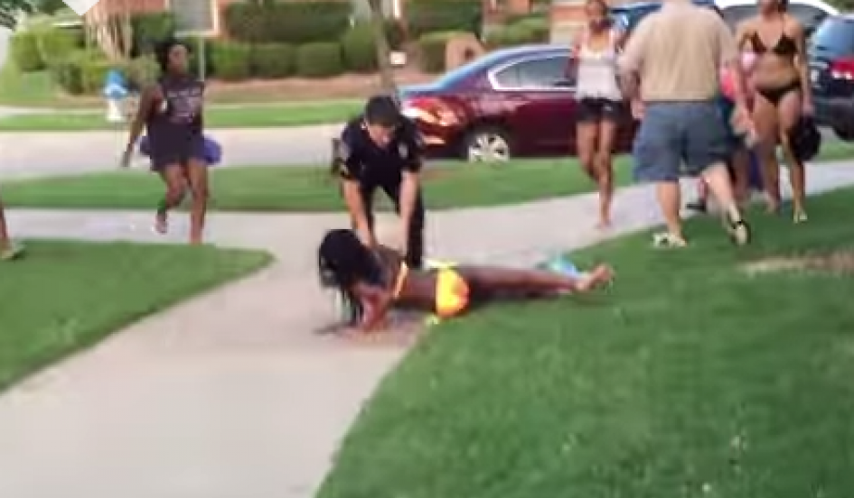 Goodwill and Civility Drown at the McKinney Pool Party